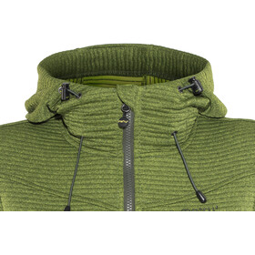 Meru W's Kalamata Jacket Green Striped
